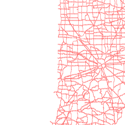 Interstates Mile Markers (INDOT)